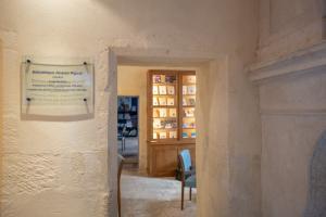 La bibliothèque-café